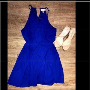 Dresses & Skirts - XS royal blue mini dress